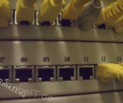 IT-Netzwerk-Verteilung
