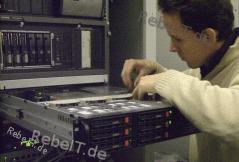 Serverwartung